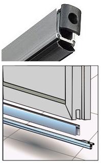 уплотнители для дверей DA6004