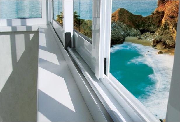 алюминиевые раздвижные системы для балконов